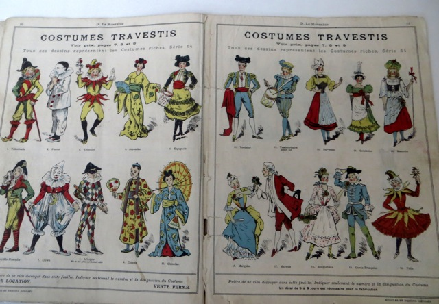 costumes carnaval