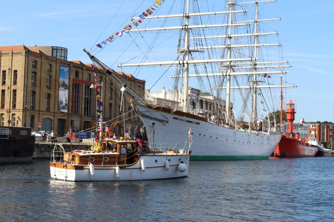 Dunkerque Duchesse Anne et Little Ships