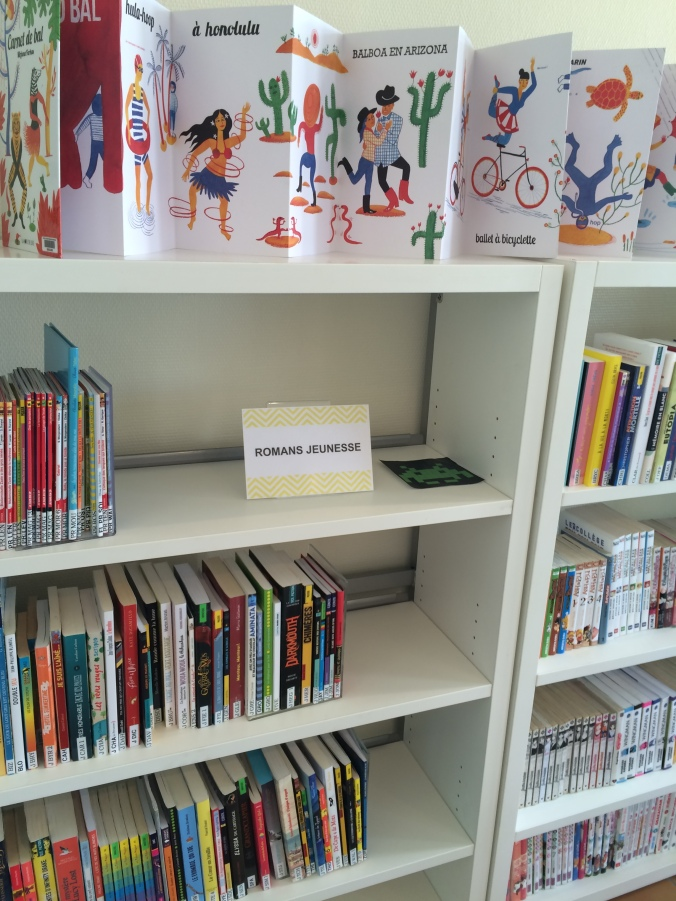 Bibliothèque des Sables Dunkerque
