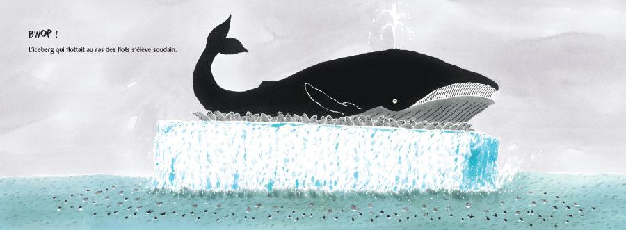 et hop la baleine